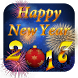 Happy New Year 2017 3D Theme by Launcher 3D Pro
