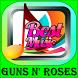 Guns N' Roses Songs by fasya