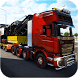 Euro Truck : Cargo Delivery Offroad Simulator Game by Creative Action 3D