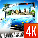 4D Wallpapers 4K by Ultra Wallpapers