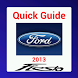 Quick Guide 2013 Ford Fiesta by Auto App
