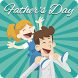 Happy Fathers Day by Naty plus