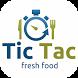 Tic Tac Fresh Food Bucuresti by Simpapp