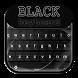 Black Keyboard Themes by LaFleur Designs