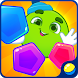 Learning shapes and colors for toddlers: kids game by GoKids!