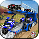 OffRoad Police Transport Truck by The Game Storm Studios