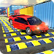 Crash Car Engine Beam Damage Sim – Speed Bumps by Magnet Mind Studios