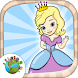 Princesses game for kids by Meza Apps