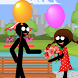 Stickman mentalist. Love and adultery