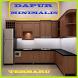 Desain Dapur Modern Minimalis by IndonDev
