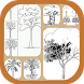 Learn to Draw Trees by ElMurjee Studio
