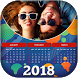 2018 Calender Photo Frame by Luxurious Prank App