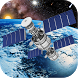 Live Space Satellite Wallpaper by Candy Jausner Apps