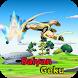 Super Goku Saiyan Fight Z by Games-Dev