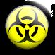 Biohazard Analog Clock Widget by SCCAL