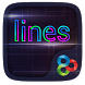 Lines GO Launcher Theme by Freedom Design