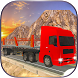 Log Transporter Crane Truck by Heavy Gamers