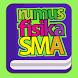 Rumus Fisika SMA Lengkap by KieAr App