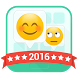 New Emoji Font 3 to 2017 by iEmoji Style Dev Team