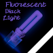 Fluorescent Black Light by QuestoPlay