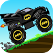 Batmobile hill climb by RoyalZapp