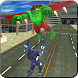 Flying Incredible Monster Hero: Robot City Battle by Trenzy