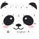 Kawaii Cute Panda Theme by M Typewriter Theme Studio