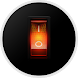 Sweet flashlight with widget by Stvol