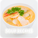 Soup Recipes - Slow cooker, beef, chicken recipes by Tunny Apps