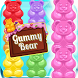 Gummy Bear match by EMRG Games- free games -girl games -match 3 games