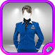 Airline Stewardess Dress Photo Editor by Photo Beauty Apps