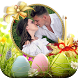 Happy Easter Photo Frame Maker by MobyApps Nation