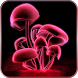 Mushroom 3D Live Wallpaper by Mosoyo