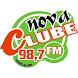 Nova Clube FM 98,7 by Nas Ondas Do Rádio