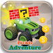 Pickle Adventure World by Blaze and Monster Machines Games
