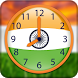 Indian Clock Live Wallpaper by SmartQuickApps