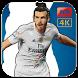 Gareth Bale Wallpaper HD 4K by Alfaezya Inc.