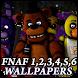 Freddy's 1 2 3 4 5 6 Wallpapers by Wallpaper Freddy