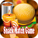 Snack Match Games by Alphabet2006