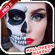 Halloween makeup photo editor