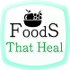 Best Healing Foods by knowledge4world