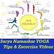 Surya Namaskar and Yoga Asana by Strongest Judgement