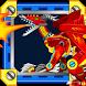 Dinosaur Robot Transformers by yuangamesapp