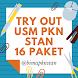 Soal Try Out USM PKN STAN 2018 - 16 Paket by Bimbingan Alumni PKN STAN
