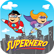 Super Hero RUN and JUMP by aiza bill