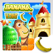 Banana Monkey Run : Zoo by Games 2k17