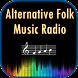 Alternative Folk Music Radio by Poriborton