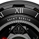 Black Shiva HD Analog Clock Widget by SaintBerlin