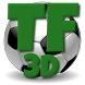 Tappy Soccer 3D by aussieburger