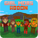 Girl Mobs addon for mcpe by Videos for Mcpe